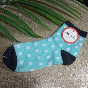 🆓️ with purchase over $25 🆓️ NEW polka dot socks